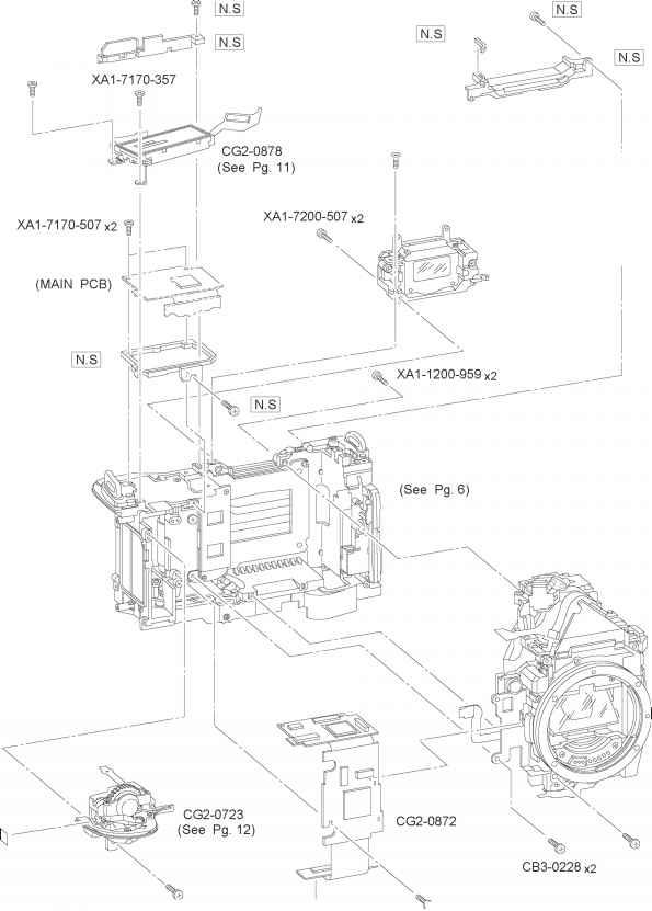 Canon 5d Mark Iii Parts