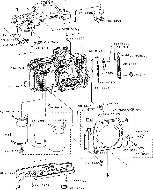 Canon Eos 3 инструкция