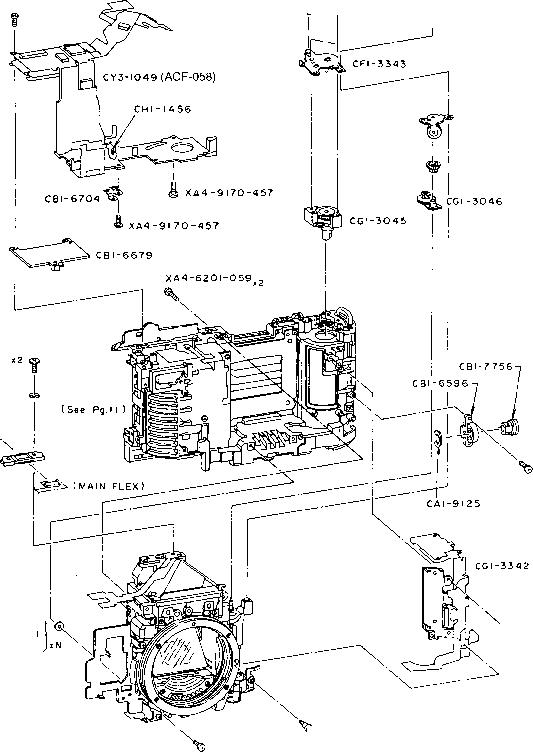 Canon Diagram