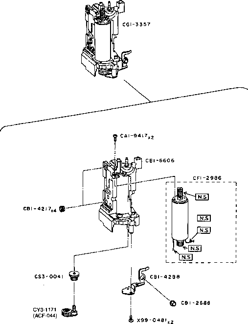 Diagram Of A Camera 1948