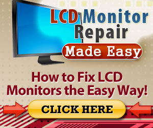 How To Repair Lcd Monitors