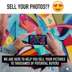 How To Successfully Sell Your Photos Online
