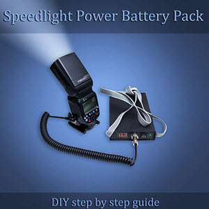 Build your own Speedlight power pack