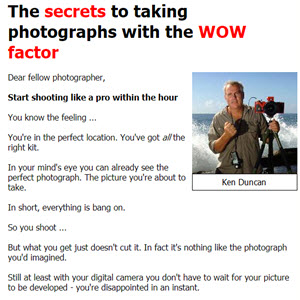 Continuous Shooting - Canon EOS 40D Guide - Canon Camera Experts