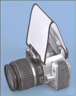 Canon Built Flash Concentrate